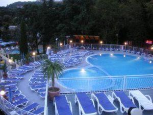 Отель Плиска