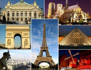 Франция экскурсии