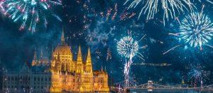 новый год в Будапеште 2019